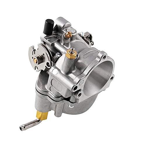 xiaoxioaguo Carburador Compatible para Harley Big Twin Sportster Kit de reemplazo de Motocicleta Carburador Reemplazo de Piezas