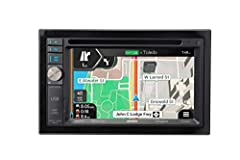 BLUETOOTH WIRELESS TECHNOLOGY -Jensen double DIN car radio multimedia receiver will pair & store the majority of Bluetooth devices providing you with Hands Free Calling and Music Streaming 6.2-INCH LED LCD HIGH RESOLUTION TOUCH SCREEN -large and capt...