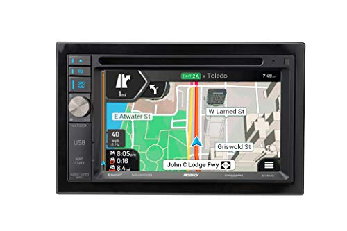 Jensen VX7020N Touch Screen Double DIN Car Stereo