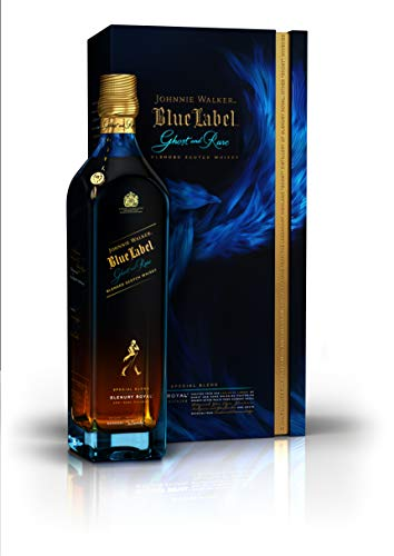 Johnnie Walker Ghost & Rare Glenury Royal, Limitierte Edition Blended Scotch Whisky (1 x 0.7 l)