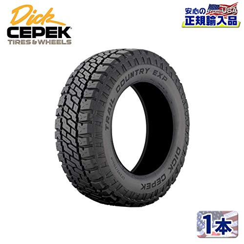 Dick Cepek Trail 35X12.50R20 Tire - Country - All Season - Performance, Truck/SUV, All Terrain/Off Road/Mud