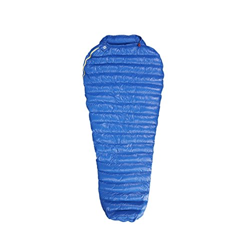 AEGISMAX Gänsedaunen Schlafsack Ultraleicht Mumienschlafsäcke 800FP M2/Regulär