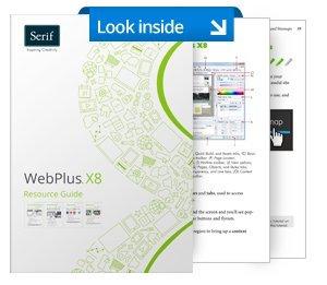 WebPlus X8 Resource Guide