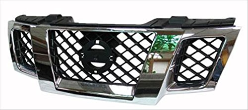 Sherman Replacement Part Compatible with Nissan-Datsun Frontier Grille Assembly (Partslink Number NI1200233)