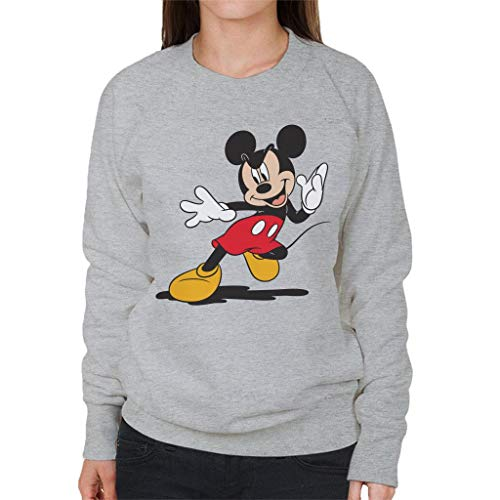 Disney Mickey Mouse Pounce Women's Sweatshirt