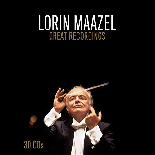 Lorin Maazel Great Recordings