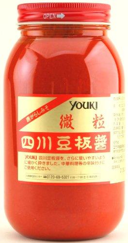 ユウキ 四川豆板醤(微粒) 1kg