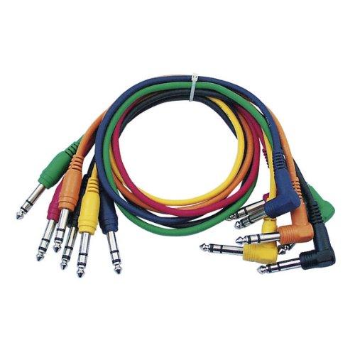Estéreo cable de 90 cm 6 CG vigour-recto & USB