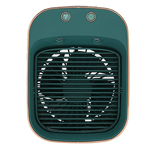 Ventilatore Portatile per Condizionatore D'aria per Ufficio, Cucina di Casa, Umidificazione Spray, Dispositivo di Raffreddamento Dell'aria 3 in 1   Umidificatore   Purificatore, USB 10W DC5V/2A