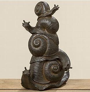 Figura de caracoles Enno Alto 30cm