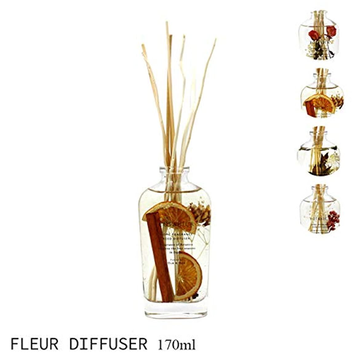 根拠秀でる偽ハーバリウム ディフューザ ボタニカ BOTANICA フルール ディフューザー FLEUR DIFFUSER OND-036 リード ルームフレグランス アロマ ベリー