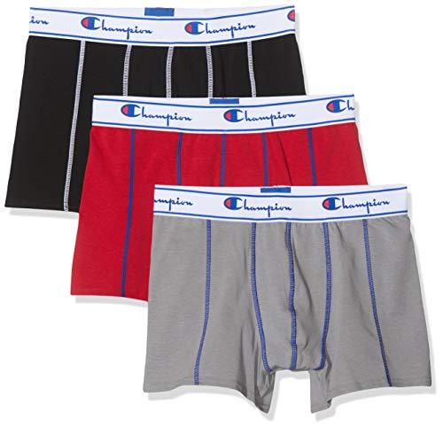 Champion Boxershorts voor heren, verpakking van 3 stuks