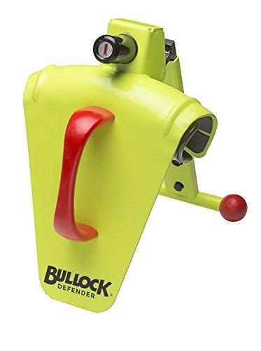 Bullock, Antifurto Universale Defender, Pratico e Sicuro, Venduto Insieme a Arbre Magique Tris, Fragranza Sport, Profumazione Prolungata fino a 7 Settimane