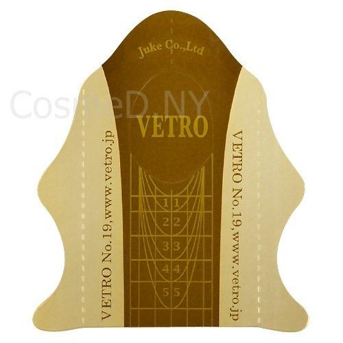 ジューク VETRO(ベトロ)『Nail Form(ネイルフォーム)100枚入り』