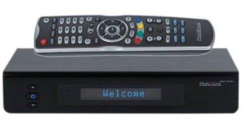 Head Medialink Black Panther Kabel Receiver 1xCI 1xCX HDTV LAN USB NEU