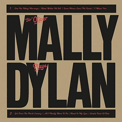 Mally Plays Dylan [Vinyl LP]