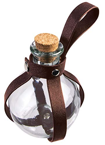 Forum Novelties Adult s Mens Witch and Wizard Dark Magic Cork Potion Bottle Costume Accessory