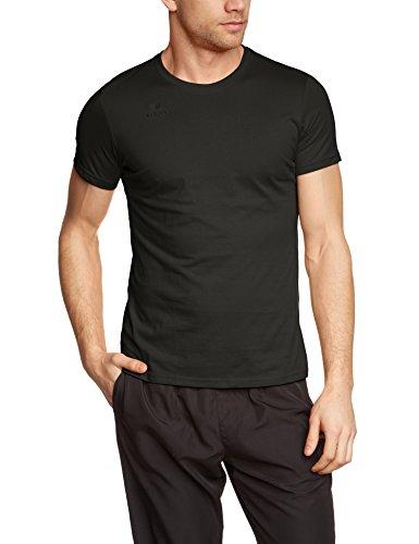 erima Herren T-Shirt Teamsport, schwarz, XXXL, 208330