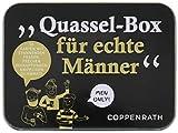 Quassel-Box für echte Männer