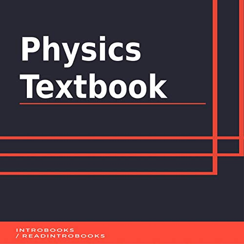 Physics Textbook audiobook cover art