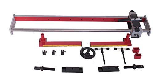 Copiador para torno de madera HOLZMANN VD1100N y VD1100ECO max 1000mm