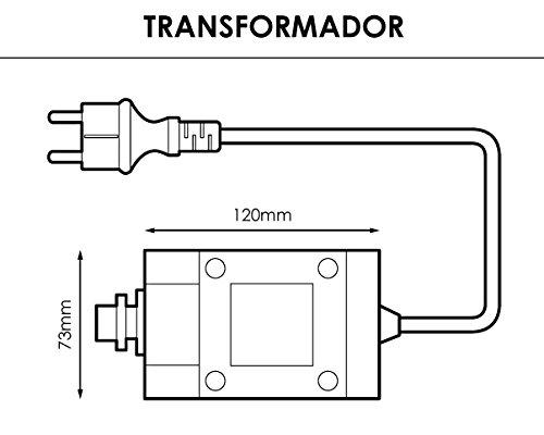 Prilux transformator 24 V 120 W zonder gelijkrichter