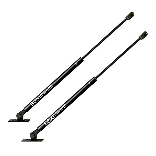 Qty(2) BOXI Front Hood Lift Supports Struts Shocks Springs Dampers For Cadillac Catera 1997-1998 Hood 4337,SG230040