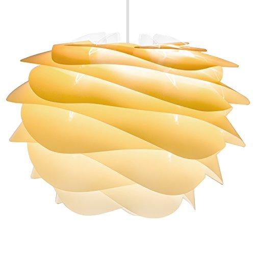 Umage/VITA Carmina mini Lampenschirm gelb 32 x 32 x 22 cm Lampe