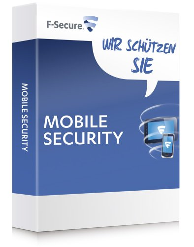 F-Secure Mobile Security, 1 Jahr, 3 User
