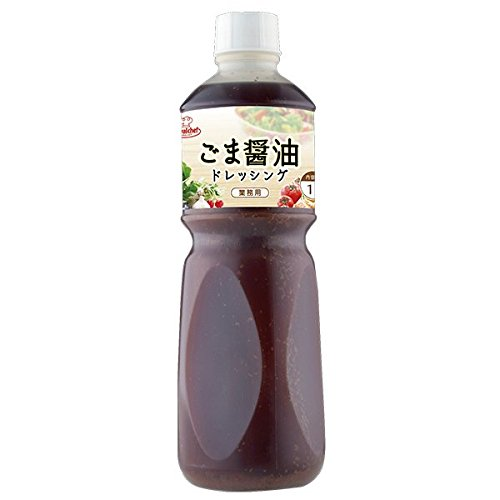 【業務用】ロイヤルシェフ ごま醤油ドレッシングN 1L【常温】