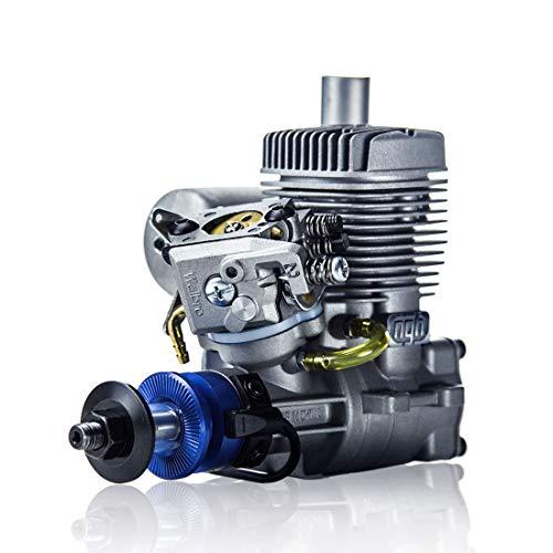 deguojilvxingshe NGH GT17 17 cc 1,98 CV / 9200 rpm Motor de gasolina de dos tiempos refrigerado por aire para dron rígido