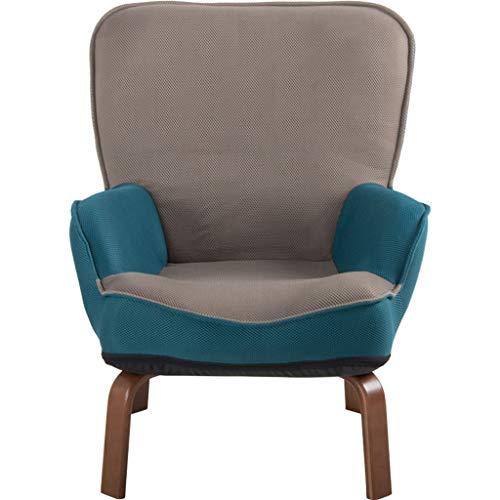 hsj LF- Divano bambino carino piccolo divano singolo mini sedia da lettura Ragazzo ragazza asilo poltrona per bambini confortevole (Colore: grigio scuro)