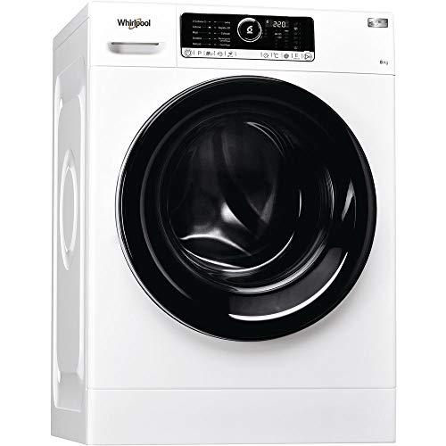 Whirlpool Supreme 8415 lavatrice Libera installazione Caricamento frontale Bianco 8 kg 1400 Giri/min A+++-50%