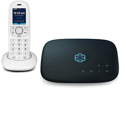 Ooma Telo Home Phone Service Includes HD2 Handset Premium VoIP Calling Renewed