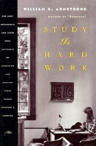 Compare Textbook Prices for Study Is Hard Work 2 Edition ISBN 9781567920253 by Armstrong, William H.