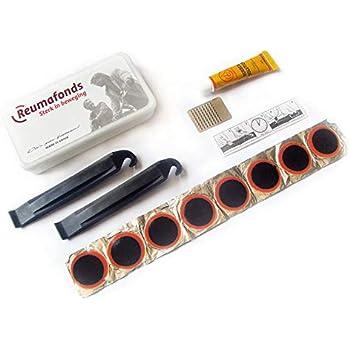 SQUAREDO - Kit de reparación de pinchazos para Bicicleta ...