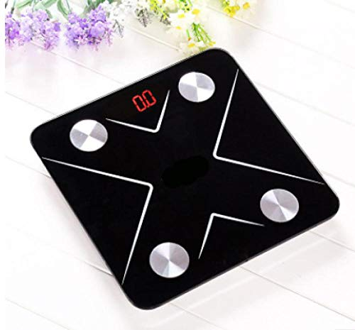 sufengshop Smart Scale Body Electronic Scale Smart Body Fat Scale Fat Scale Precision Bluetooth Scale