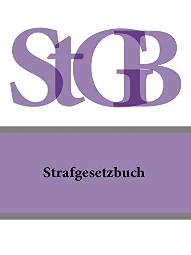 Strafgesetzbuch  (StGB) (Austrian) (German Edition)