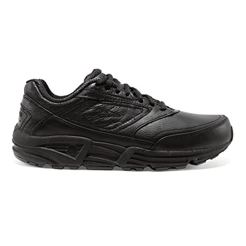 Brooks Mens Addiction Walker Walking Shoe - Black - 4E...
