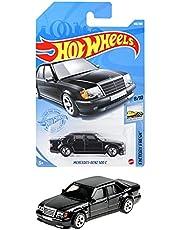 ホットウィール(Hot Wheels) ベーシックカー メルセデス ベンツ 500E HCM42 ブラック