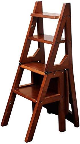 Haushaltsprodukte Klappbare Leiterhocker Leiter Stuhl Flip Over Doppelleiter...