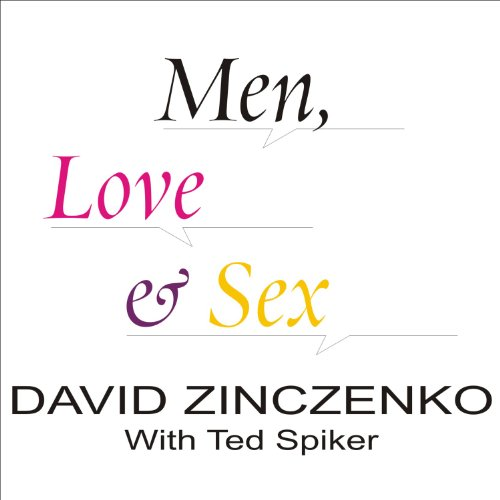 Men, Love, & Sex audiobook cover art