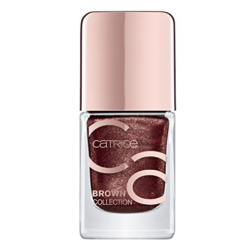 Catrice - Nagellack - Brown Collection Nail Lacquer - Unmistakable Style
