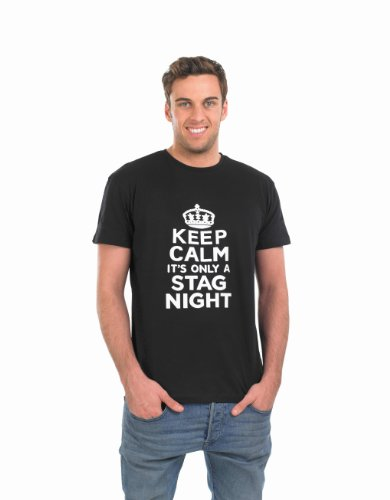 Keep Calm Stag Party Transfer