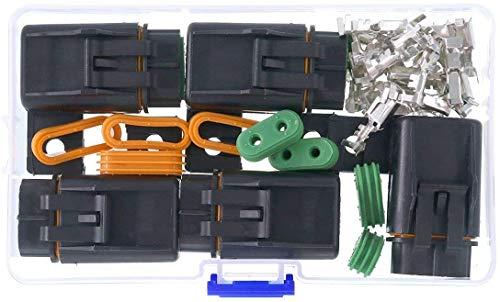 ATO ATO ATC Sicherungshalter, wasserdicht, 15 Stück