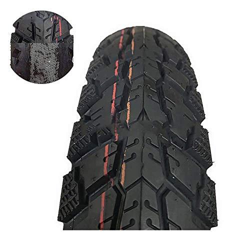 GOHHK Elektroroller Reifen Langlebige Räder, 14 Zoll 14x2,50 Vakuumreifen, innere Stahldrahtfüllung, verschleißfest und pannensicher, Elektroauto-Reifen, 1,7
