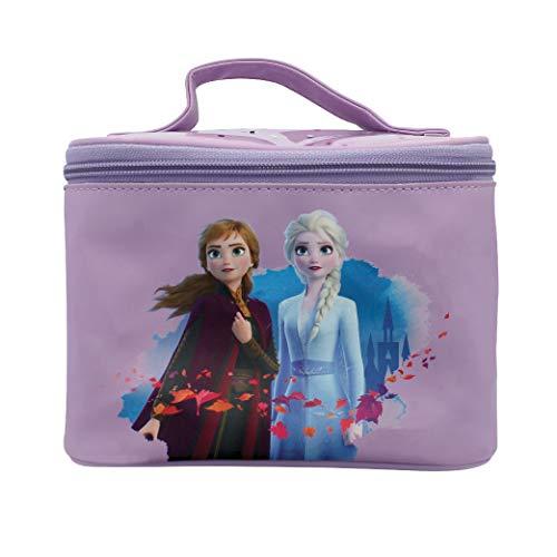 Disney Frozen - 2 vanity da viaggio Elsa/Anna, 1 unità