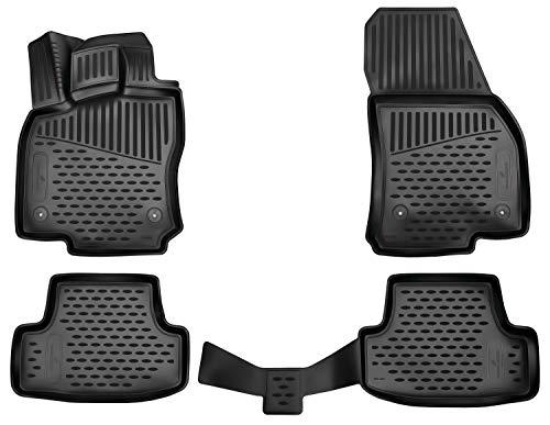 Walser Alfombrillas de Goma a Medida XTR compatibles con VW T-Roc año...