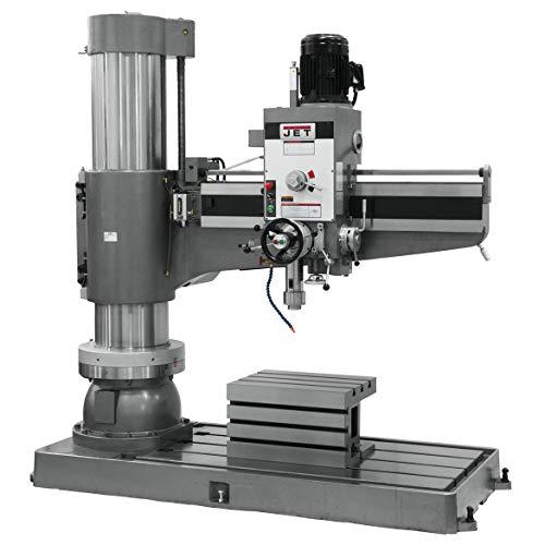 JET Radial Arm Drill Press