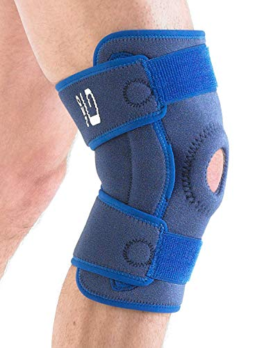 Hinged Open Patella Knee Brace